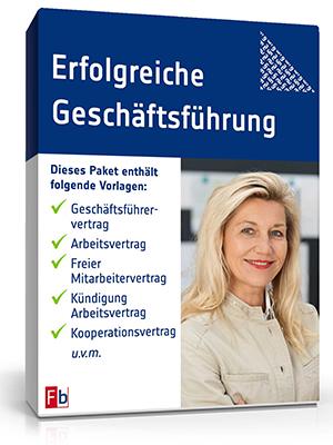 Fomblitz Geschäftsführer-Paket