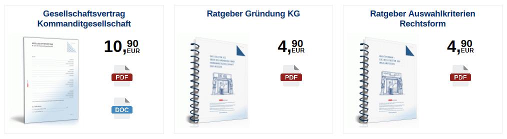 kg-gesellschaftsvertrag-muster